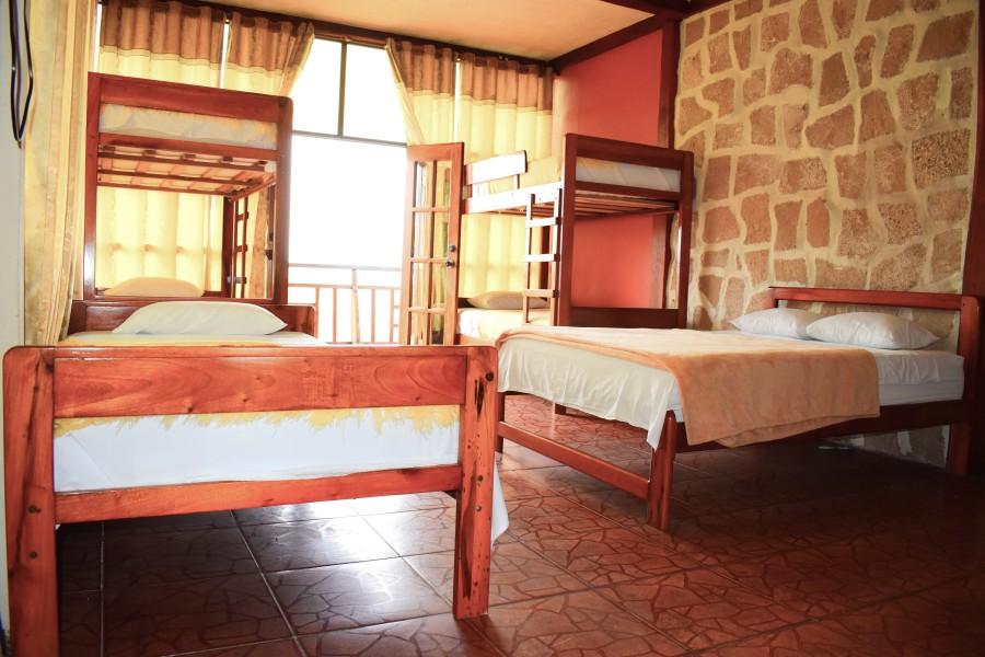 Private Lodge in Montañita