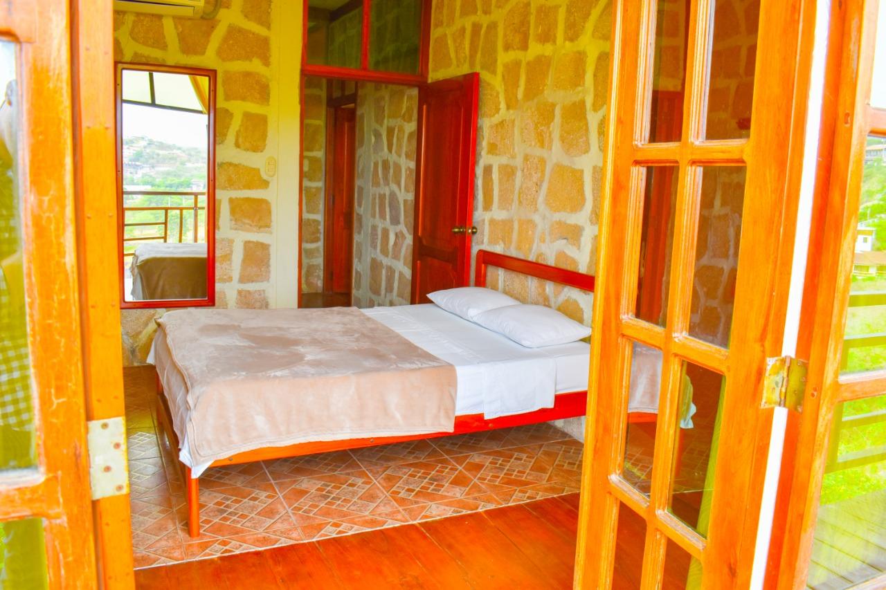 Room 5B in Montañita