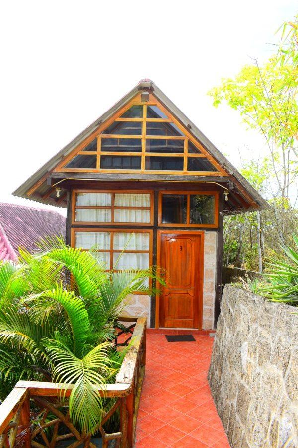 Cabin in Montanita