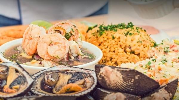 Food in Montanita